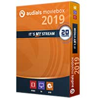 Audials Moviebox 2020 Coupon Code, 40% discount