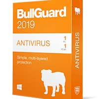 BullGuard AntiVirus discount Code 2020, 40% coupon & deals