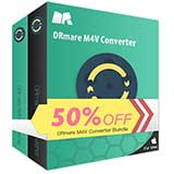 $55 Off DRmare M4V Converter Bundle Coupon Code