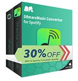 $14.95 Off DRmare M4V + Spotify Music Converter Capture Coupon Code for Windows & Mac