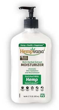 25% Off Hempvana Rich Herbal Extract Moisturizer 2-Pack