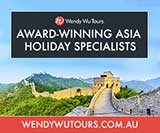 Save up to $600pp on over 50 tours and 500 departures with Wendy Wu Tours!