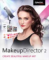 Cyberlink MakeupDirector 2 Coupon Code, 15% discount & deals