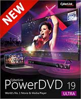 Cyberlink PowerDVD 19 Coupon Code, 15% discount & deals