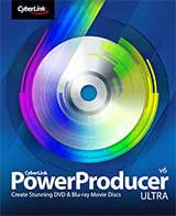Cyberlink PowerProducer 6 Coupon Code, 15% discount & deals