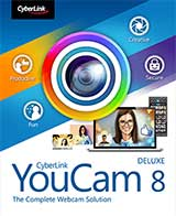 Cyberlink YouCam 8 Coupon Code, 15% discount & deals