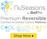 Enjoy 30% off + free shipping on NUSEASONS MATTRESS purchases