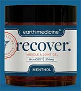 20% Off Recover – 200mg / 2oz