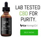 20% Off Your First Order at Vita Hemp Oil