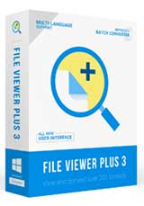 Buy now and enjoy 40% discount on File Viewer Plus 3