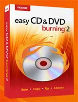 47% off Roxio Easy CD and DVD Burning 2 Coupon Code
