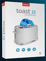 36% off Roxio Toast 18 Titanium Coupon Code, discount & deals