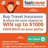 Win up to $1,000 cashback on your policy