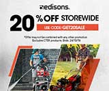 20% off storewide Coupon Code at edisons.com.au